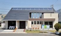 日本ハウスホールディングス(旧東日本ハウス) パーフェクトエネルギー館
