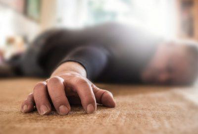 家庭内での死亡事故は交通事故の2倍!