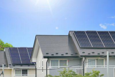 今、太陽光発電が注目されています!