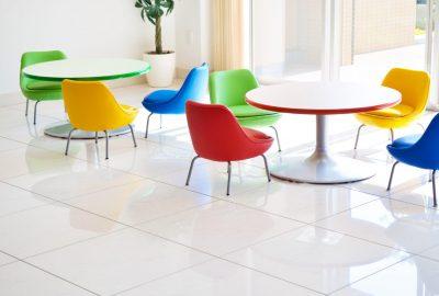 色を利用する空間設計