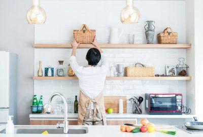 我が家の快適な収納の実現に向けて家族の成長・変化も想像しましょう
