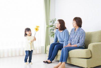 親世帯と子世帯の住まいのほどよい距離間は
