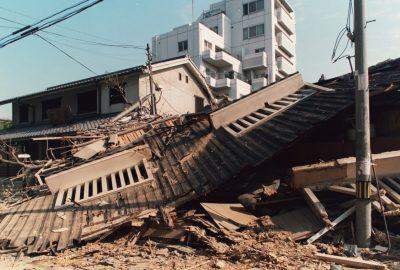 震災の教訓 通電火災