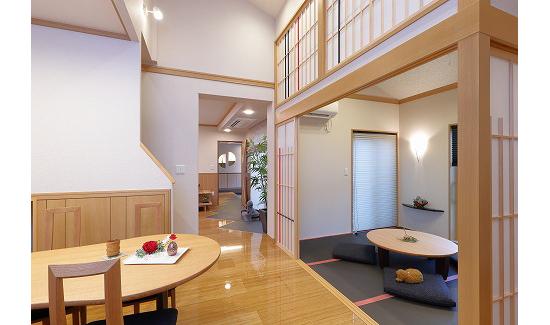 浜松『平屋の家』展示場
