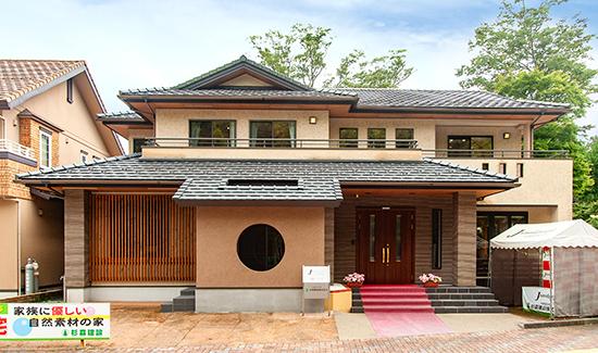 木造二世帯住宅「J・modern」