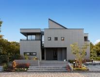 旭化成へーベルハウス ヘーベルハウス CUBIC・2階建モデル
